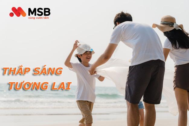 Hướng dẫn vay tiền MSB 4/2021
