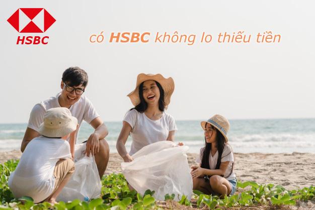 Hướng dẫn vay tiền HSBC mới nhất