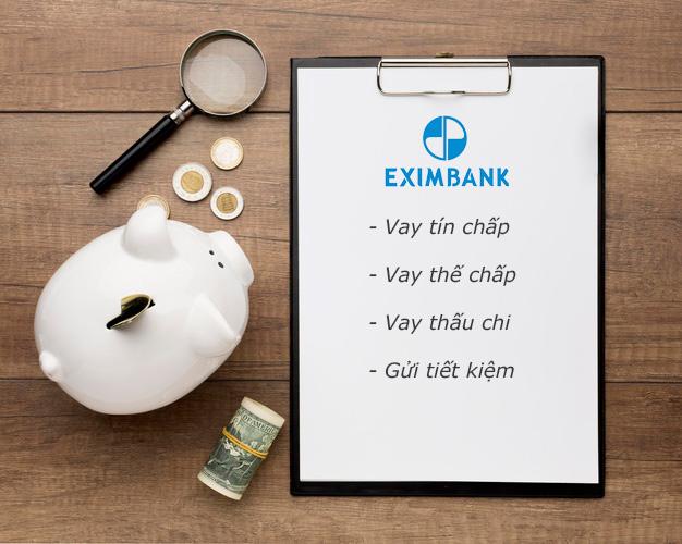 Hướng dẫn vay tiền EximBank 5/2021