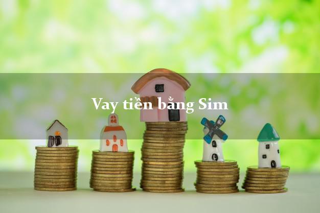 Vay tiền bằng Sim Mobifone