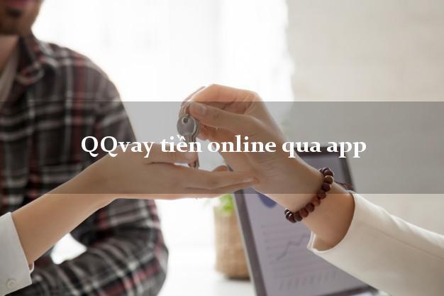 QQvay tiền online qua app